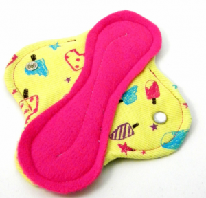 Tween Diva leakproof cloth menstrual pads