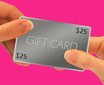 Be Prepared Period Gift Card