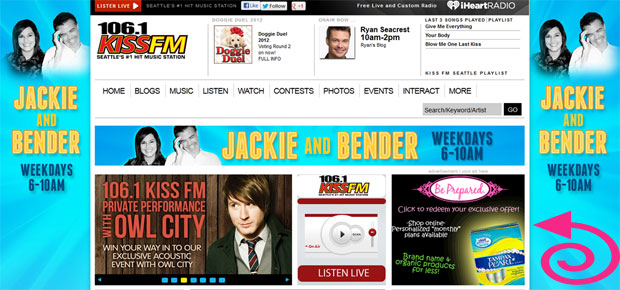 We're-on-Seattle - KISS106.1