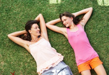 Owning Your Beautiful Body (at Menopause) for the Sake of Your Daughter (at Puberty)