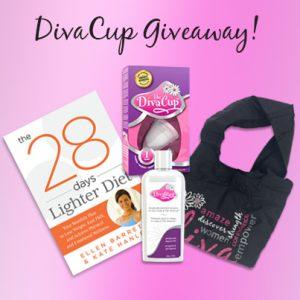 DivaCup Discount & Giveaway