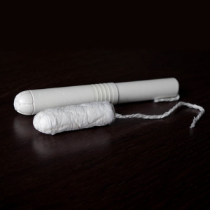 how to apply a tampon