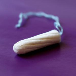 where to put a tampon