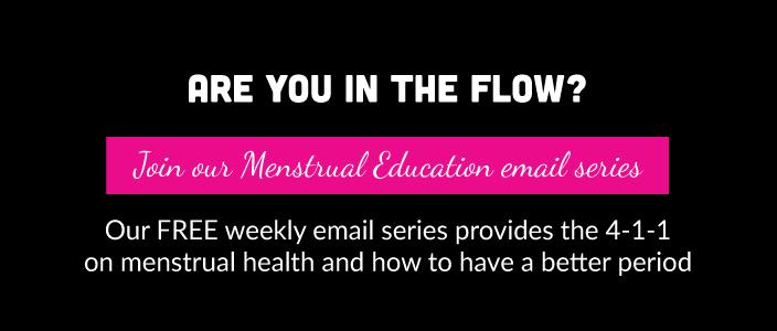 Menstrual Education Series