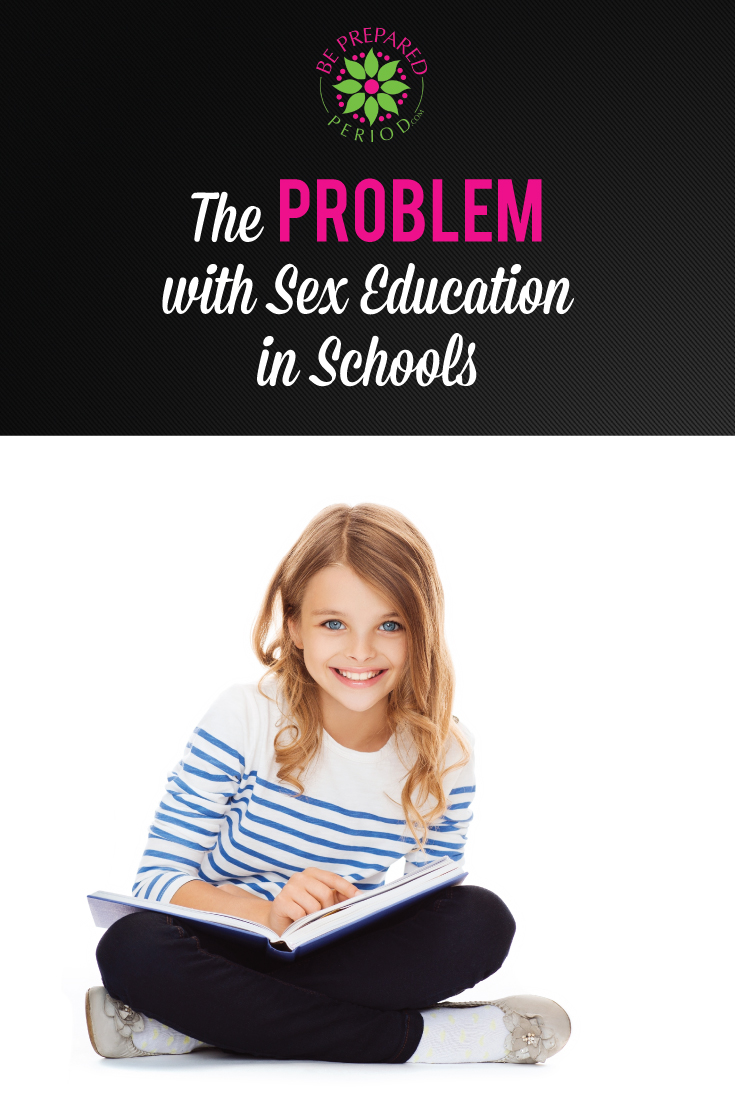 The problem with sex ed in public schools