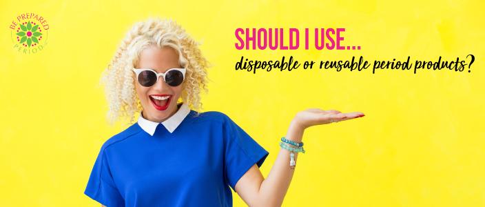 Cloth Pads vs Disposables