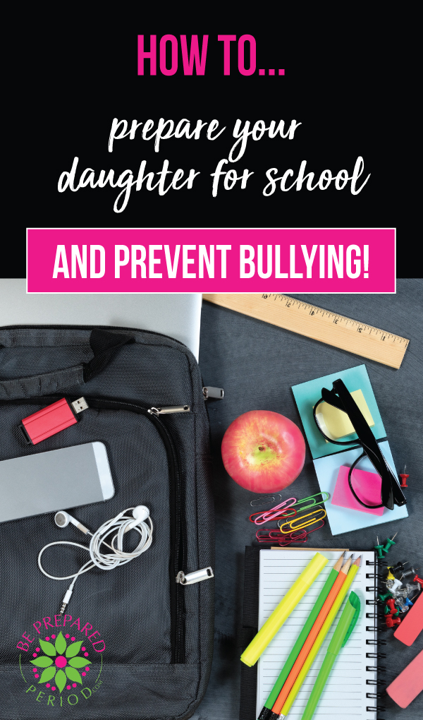 prepare for back to school and prevent bullying