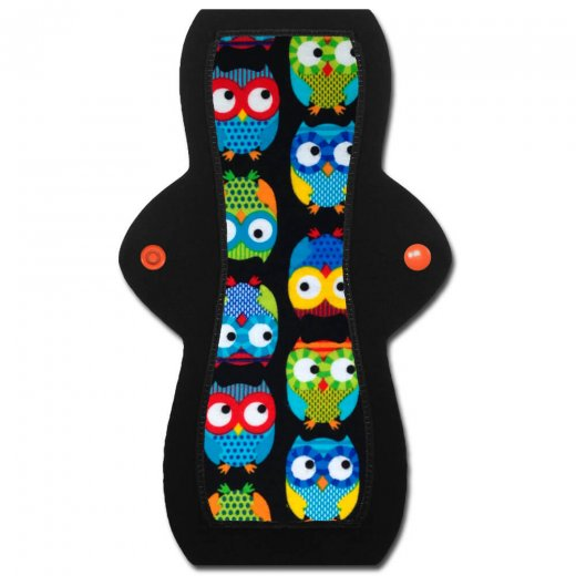 "Cozy Folk 10"" Moderate Flow Cloth Pad"