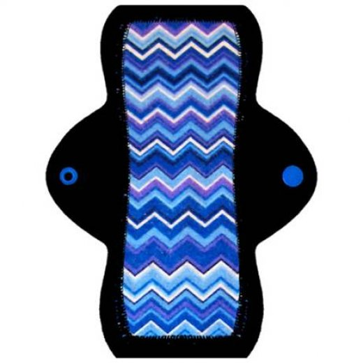"Cozy Folk 8"" Moderate Flow Cloth Pad"