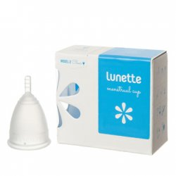 Lunette Menstrual Cup - DISCONTINUED