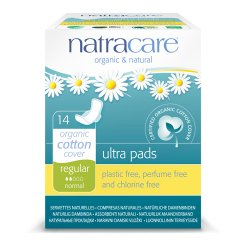 Natracare Ultra Pads w/Wings