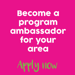 Become a feminine care program ambassador